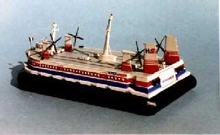 MARCLE MODELS - Scale Model Card Kits of Ships, Aircraft, Vehicles